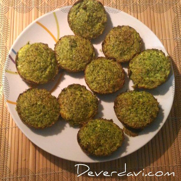 Muffin de brócoli
