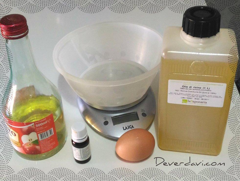 Mascarilla nutritiva para el cabello - © Deverdavi.com