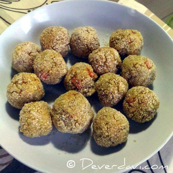 bocaditos quinoa y patata © deverdavi.com