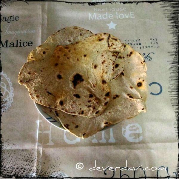 Pan chapati © Deverdavi.com